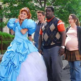 Disaster Movie - Enchanted Princess (Nicole Parker), Will (Matt Lanter), Calvin (Garry