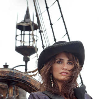 Penelope Cruz stars as Angelica in Walt Disney Pictures' Pirates of the Caribbean: On Stranger Tides (2011)
