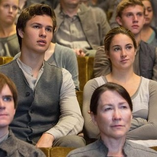 Ansel Elgort stars as Caleb Prior in Summit Entertainment's Divergent (2014)