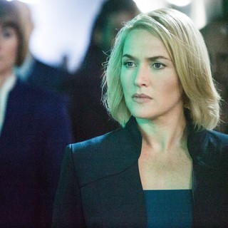 Kate Winslet stars as Jeanine Matthews in Summit Entertainment's Divergent (2014)