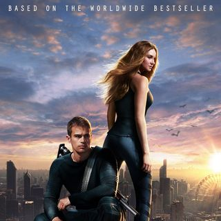 Poster of Summit Entertainment's Divergent (2014)