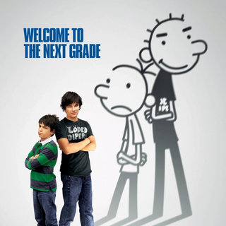 Poster of 20th Century Fox's Diary of a Wimpy Kid 2: Rodrick Rules (2011) - doawk_rodrick_rules_poster01