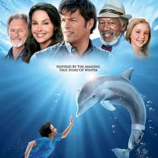 Poster of Warner Bros. Pictures' Dolphin Tale (2011)