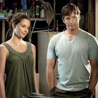 Ashley Judd stars as Lorraine Nelson and Harry Connick Jr. stars as Dr. Clay Haskett in Warner Bros. Pictures' Dolphin Tale (2011)