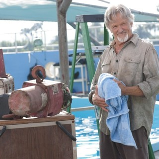 Kris Kristofferson stars as Reed Haskett in Warner Bros. Pictures' Dolphin Tale (2011)