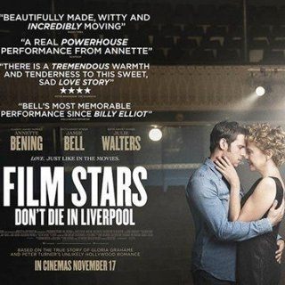 Poster of Sony Pictures Classics' Film Stars Don't Die in Liverpool (2017) - don-t-die-in-liverpool-pstr02