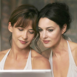 Sophie Marceau stars as Jeanne and Monica Bellucci stars as Jeanne in IFC Films' Don't Look Back (2010) - dont_look_back01