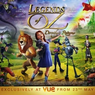 Legends of Oz: Dorothy's Return Picture 17