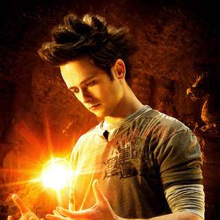 Dragonball Evolution - Justin Chatwin stars as Goku in The 20th Century Fox Pictures' Dragonball Evolution (2009)