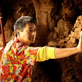 Dragonball Evolution - Chow Yun-Fat stars as Master Roshi in The 20th Century Fox Pictures' Dragonball Evolution (2009)