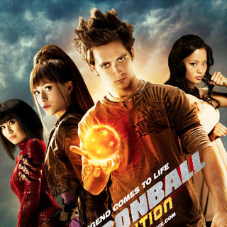 Dragonball Evolution - Poster of Dragonball Evolution (2009)