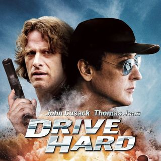 Poster of Image Entertainment's Drive Hard (2014)