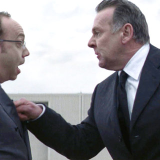 Paul Giamatti stars as Richard Garsik and Tom Wilkinson stars as Howard Tully in Universal Pictures' Duplicity (2009) - duplicity04