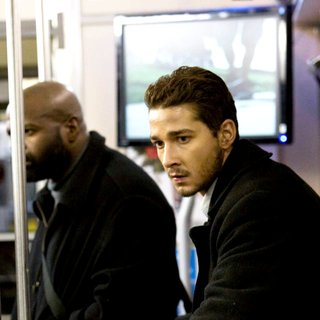 Eagle Eye - Shia LaBeouf stars as Jerry Shaw in DreamWorks SKG's Eagle Eye (2008). Photo credit by Ralph Nelson.