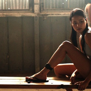 Jamie Chung stars as Eden in Phase 4 Films' Eden (2013)
