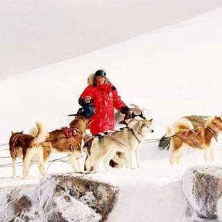Paul Walker as Jerry Shepard in Walt Disney Pictures' Eight Below (2006) - eight_below01