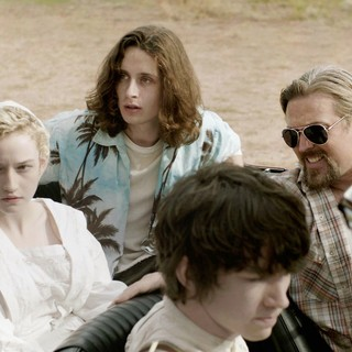 Julia Garner, Rory Culkin and Liam Aiken in Phase 4 Films' Electrick Children (2013)