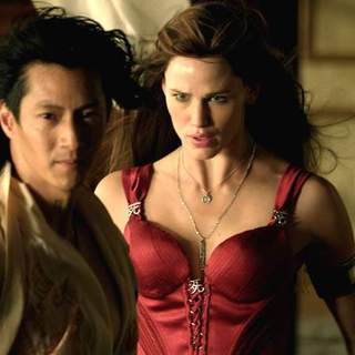 Will Yun Lee and Jennifer Garner in The 20th Century Fox's Elektra (2005) - elektra_34
