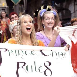 Jennifer Higham and Lucy Punch in Miramax Films' Ella Enchanted (2004) - ella_enchanted_06