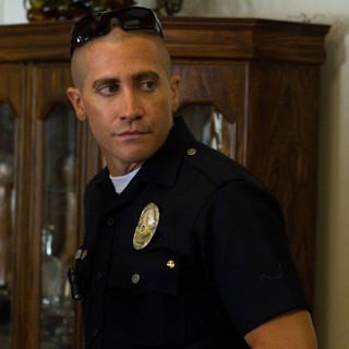 End of Watch - Jake Gyllenhaal stars as Officer Taylor in Open Road Films' End of Watch (2012)