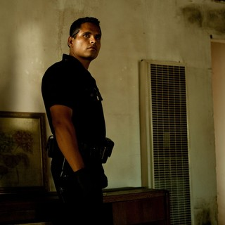 End of Watch - Michael Pena stars as Officer Zavala in Open Road Films' End of Watch (2012)