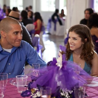End of Watch - Jake Gyllenhaal stars as Officer Taylor and Anna Kendrick stars as Janet in Open Road Films' End of Watch (2012)