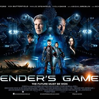 Ender's Game - Poster of Summit Entertainment's Ender's Game (2013)