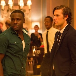 Dayo Okeniyi stars as Mace and  Alex Pettyfer stars as David Elliot in Universal Pictures' Endless Love (2014)