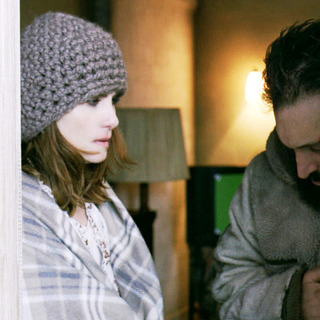 Emmanuelle Seigner stars as Margaret  and Vincent Gallo stars as Mohammed in Tribeca Film's Essential Killing (2011)