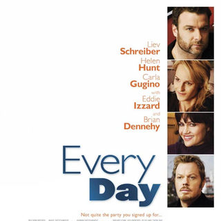 Poster of Image Entertainment's Every Day (2011) - every_day_poster01