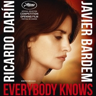 Poster of Focus Features' Everybody Knows (2018)