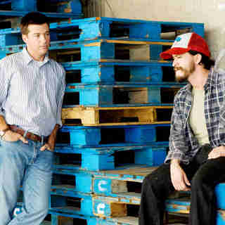 Extract - Jason Bateman stars as Joel and Clifton Collins Jr. stars as Step in Miramax Films' Extract (2009)