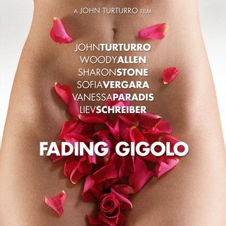 Poster of Millennium Entertainment's Fading Gigolo (2014)