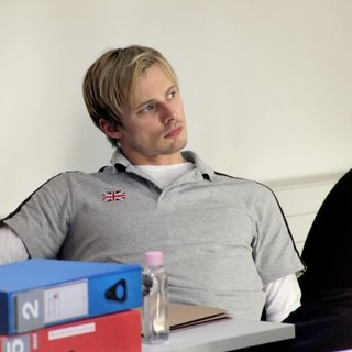 Bradley James stars as Carl in StudioCanal's Fast Girls (2012) - fast-girls04