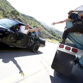 Fast and Furious Picture 2