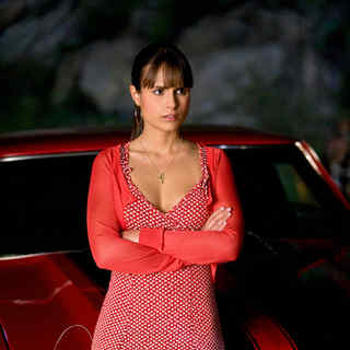 Jordana Brewster stars as Mia Toretto in Universal Pictures' Fast and Furious (2009)