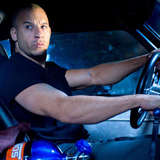 Vin Diesel stars as Dominic Toretto in Universal Pictures' Fast and Furious (2009)