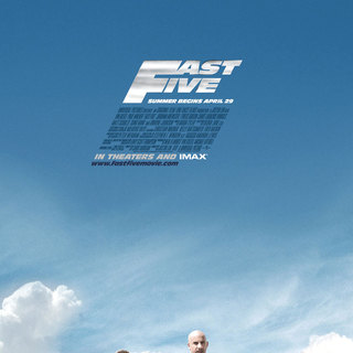 Fast Five - Poster of Universal Pictures' Fast Five (2011)