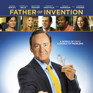 Poster of Anchor Bay Films' Father of Invention (2011) - father-of-invention-poster02