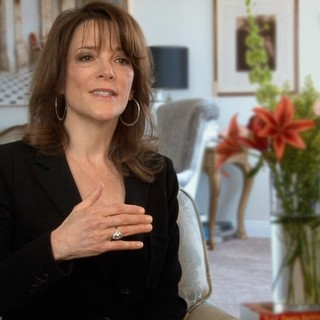 Marianne Williamson stars as Herself in Vision Films' Femme (2013)