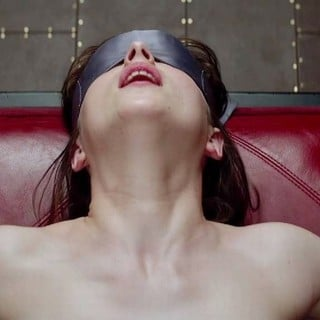 Fifty Shades of Grey - Dakota Johnson stars as Anastasia Steele in Fifty Shades of Grey (2015)