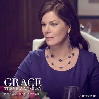 Fifty Shades of Grey - Marcia Gay Harden stars as Dr. Grace Trevelyan Grey in Focus Features' Fifty Shades of Grey (2015)