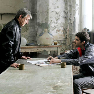 Ben Kingsley stars as Fergus and Jim Sturgess stars as Martin in Phase 4 Films' Fifty Dead Men Walking (2009) - fifty_dead_men_walking05