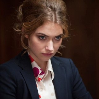 Imogen Poots stars as Amanda Drummond in Magnolia Pictures' Filth (2014). Photo credit by Neil Davidson.