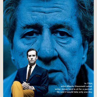 Poster of Sony Pictures Classics' Final Portrait (2018)