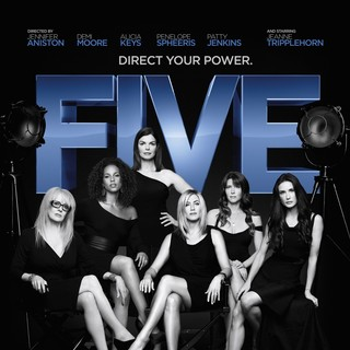 Poster of Lifetime's Five (2011) - five-poster01