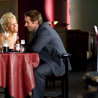 Sharon Stone stars as Dolores Jones and Alessandro Nivola stars as Ritchie Flynn Parker in Image Entertainment's Five Dollars a Day (2009)