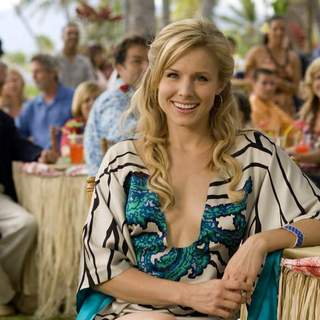 Kristen Bell as Sarah Marshall in Universal Pictures' Forgetting Sarah Marshall (2008)