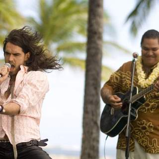 Russell Brand as Aldous Snow in Universal Pictures' Forgetting Sarah Marshall (2008)