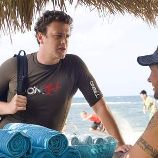 Jason Segel and Paul Rudd in Universal Pictures' Forgetting Sarah Marshall (2008) - foc_24